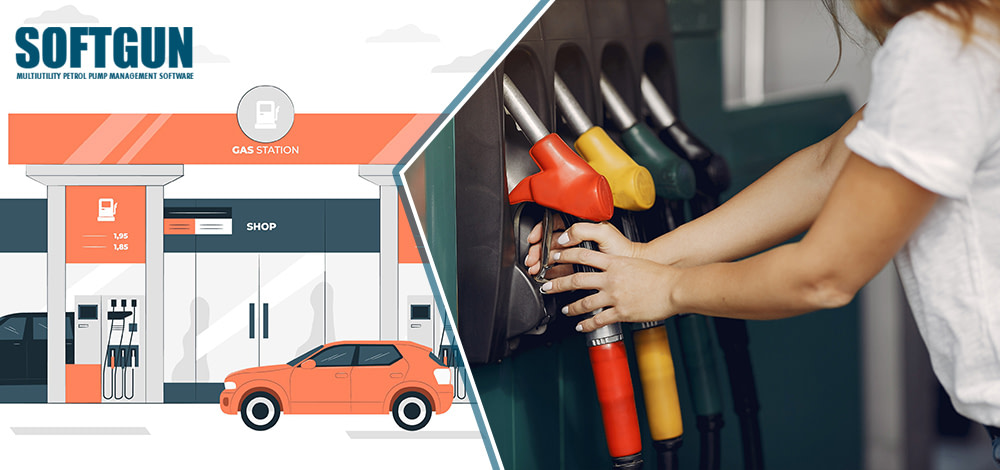 Petrol Pump management software